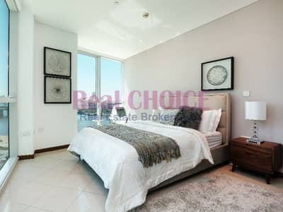 2 Bedroom Flat for Rent in Dubai Festival City, Dubai - Unfurnished 2BR|No Commission| 1 Month FREE