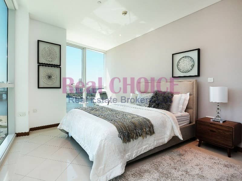 Unfurnished 2BR|No Commission| 1 Month FREE