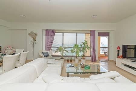 شقة 3 غرف نوم للبيع في جميرا بيتش ريزيدنس، دبي - Amazing Sea View | 3BR | High Floor | Rented Unit