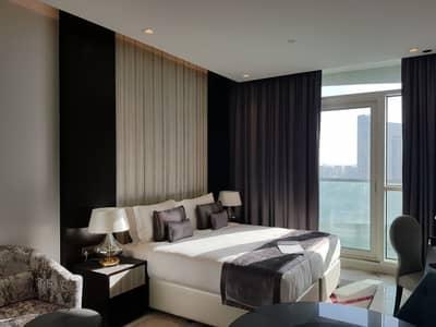 Studio for Rent in Downtown Dubai, Dubai - Higher Floor open ||view studio apt just 45000