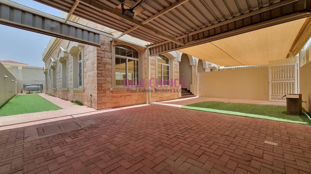 2 3BR Villa With Backyard Space   Single Storey Unit