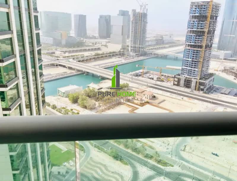 11 Affordable 1 Bedroom Apartment for Rent in Al Maha Tower | 4 Payments