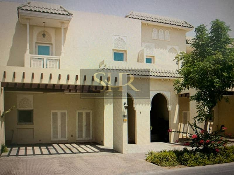 2 Vacant 3 Bed+Maid In Quortaj Al Furjan