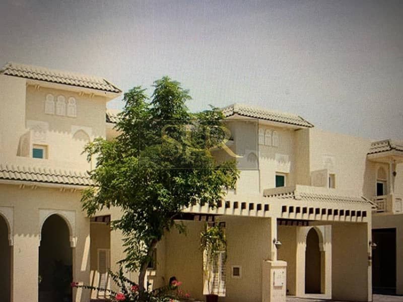 17 Vacant 3 Bed+Maid In Quortaj Al Furjan
