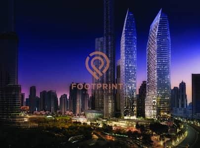 3 Bedroom Flat for Sale in Downtown Dubai, Dubai - Burj & Fountain View T2 Address Opera