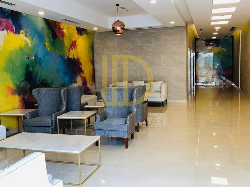 SH - Ready Full Residential Building in Al Furjan