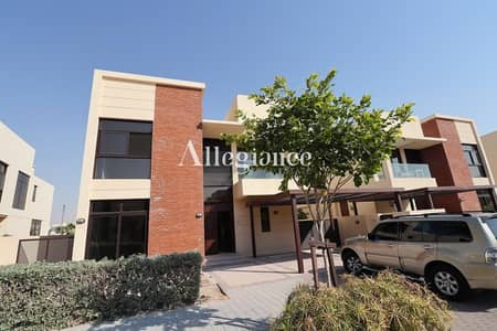 5 Bedroom Villa for Sale in DAMAC Hills (Akoya by DAMAC), Dubai - Special Independent Villa | Full Golf Course View