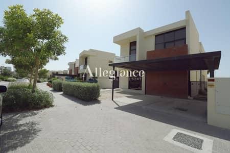 فیلا 5 غرف نوم للبيع في داماك هيلز (أكويا من داماك)، دبي - Full Golf Course Views |Independent Villa |Move-in