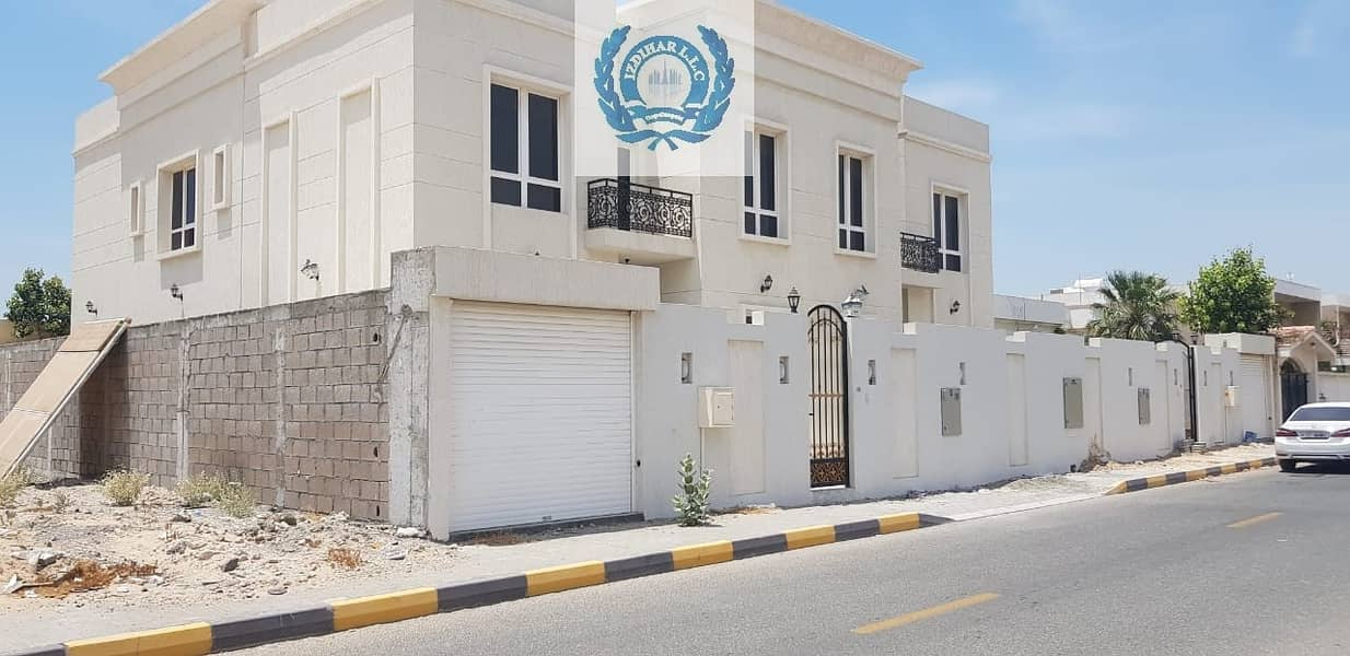 Brand New ! Modern 5BHK Villa With All Master Bedrooms 150k Al Jazzat