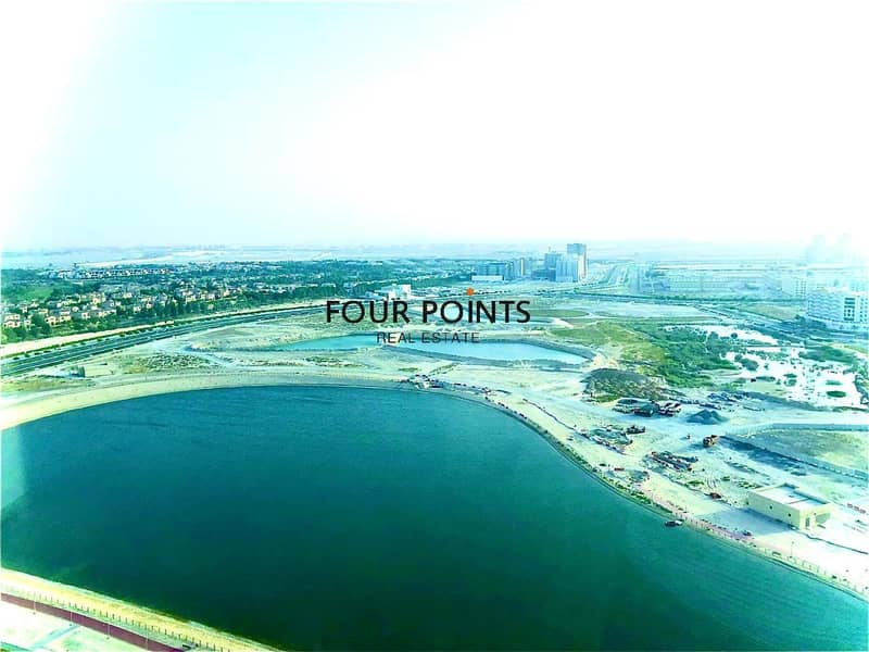 High Floor I Lake View I 2 BHK in Lago Vista