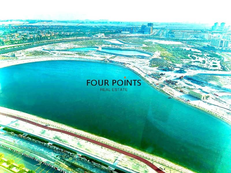 9 High Floor I Lake View I 2 BHK in Lago Vista