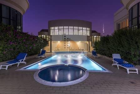 فیلا 5 غرف نوم للايجار في جميرا، دبي - Spacious 5 Bedroom Villa in Jumeira 2 for 13 Months Rent