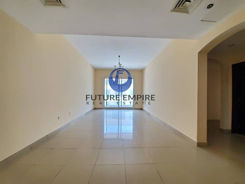 2 Stunning Offer 1-BR Near to Al Qiayadah Metro Station Vacant|