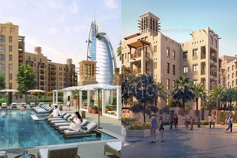 City Of Jumeirah | Burj Al Arab View | Free Hold