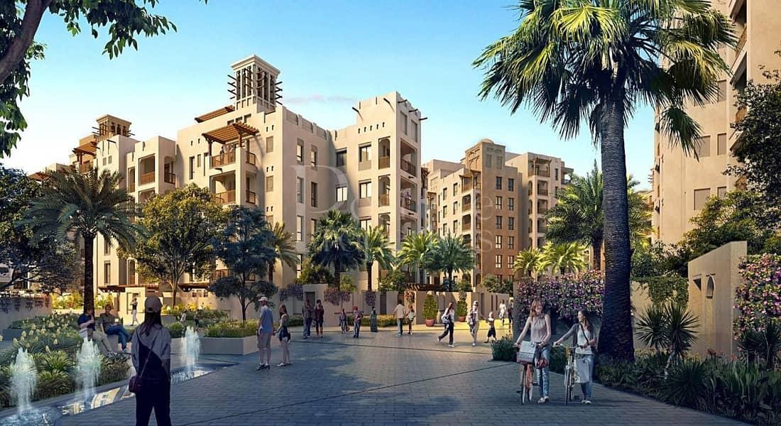 2 City Of Jumeirah | Burj Al Arab View | Free Hold