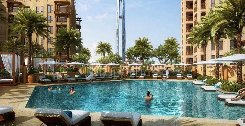 6 City Of Jumeirah | Burj Al Arab View | Free Hold