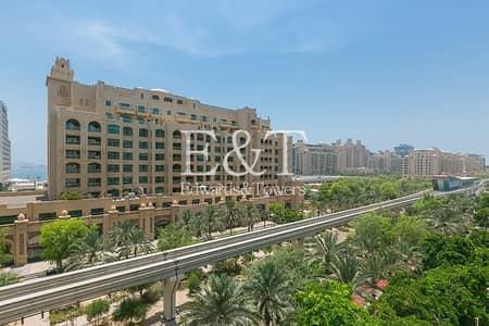 فلیٹ 2 غرفة نوم للبيع في نخلة جميرا، دبي - Vacant | D Type | Exclusive | PJ
