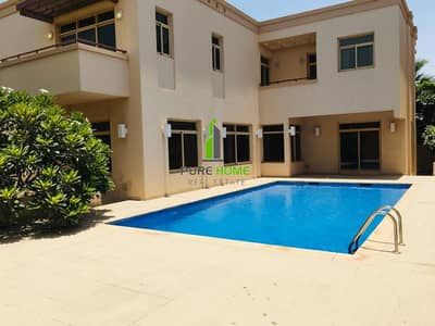 4 Bedroom Villa for Rent in Al Raha Golf Gardens, Abu Dhabi - Hot Deal | Luxury and Spacious 4 Bedrooms Villa Ready for Rent | Hurry up Now