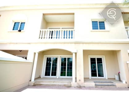 2 Bedroom Townhouse for Sale in Jumeirah Village Circle (JVC), Dubai - AED 580PSFT | 2+M TH| Park view| Private Pool