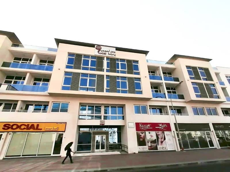 Spacious ad3bhk + Maids Room | Wasl Ivory