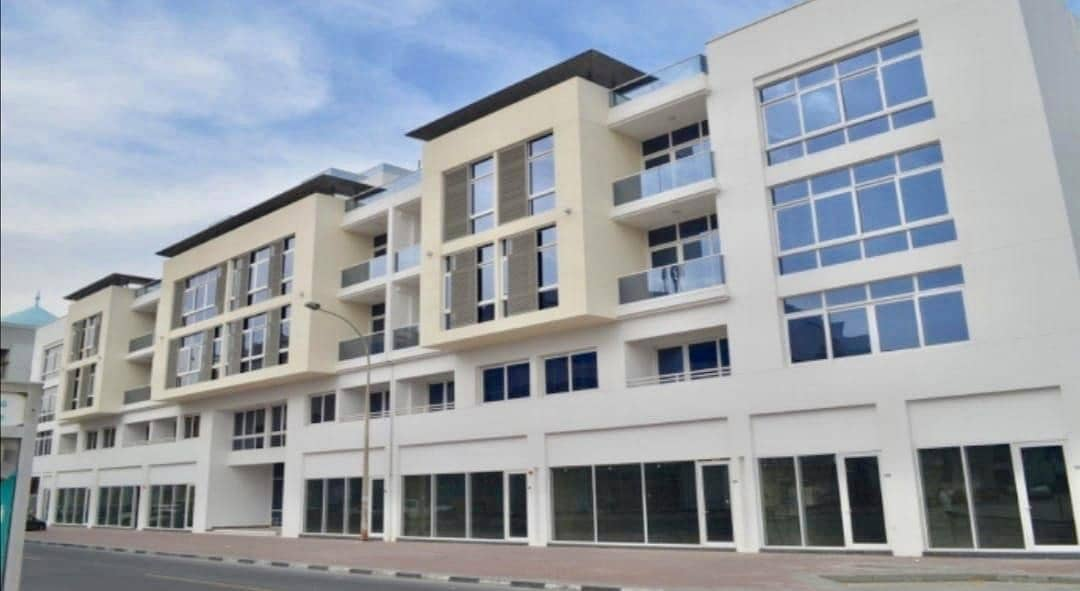 2 Spacious ad3bhk + Maids Room | Wasl Ivory