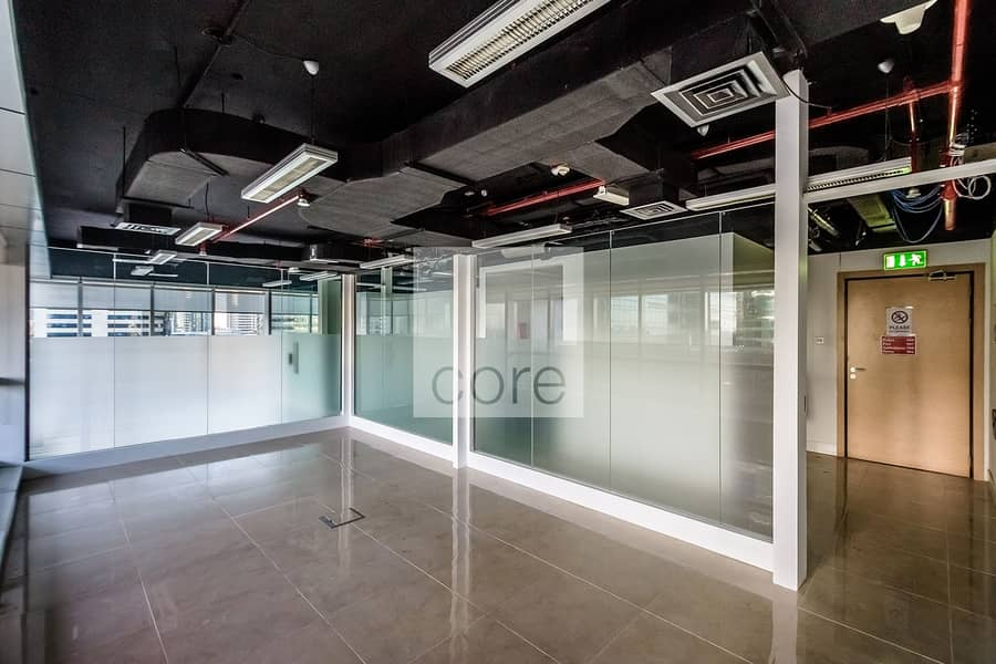 10 Vacant | Low Floor | Fitted Partitions
