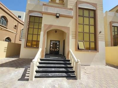 5 Bedroom Villa for Rent in Al Mowaihat, Ajman - Excellent  modern villa for rent  with  new O genral A C