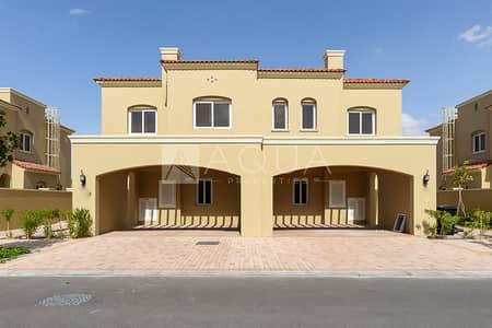 3 Bedroom Townhouse for Sale in Serena, Dubai - Best Deal | Semi Detached | Single Row Type A