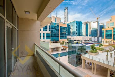 Studio for Rent in Business Bay, Dubai - Virtual tour available / Spacious Studio with Balcony