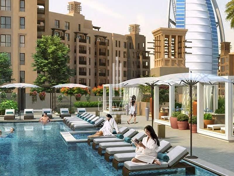 2 Exclusive Community near to Burj al Arab