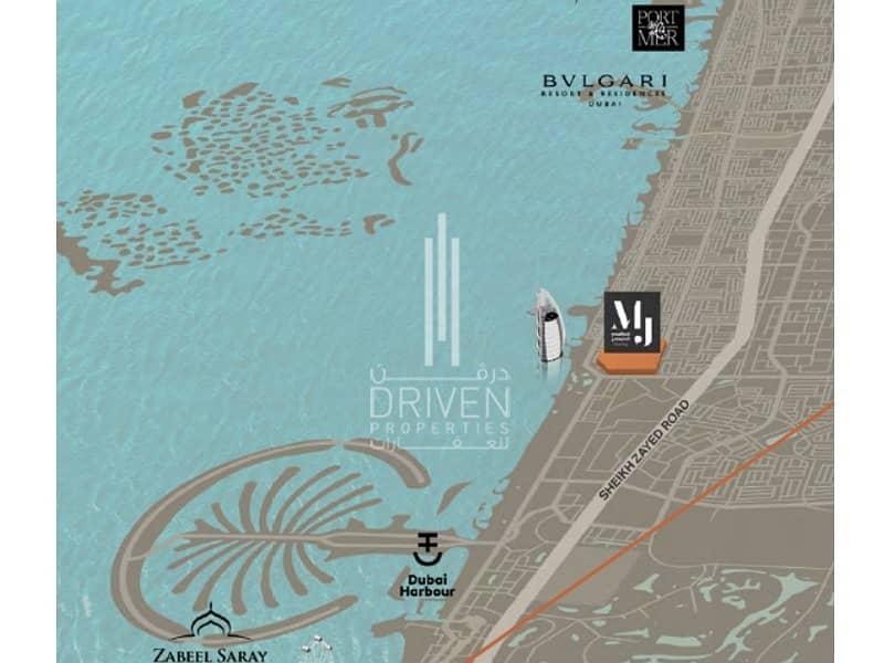 10 Exclusive Community near to Burj al Arab