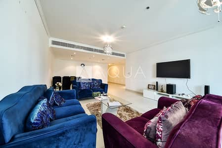 2 Bedroom Apartment for Rent in Jumeirah Lake Towers (JLT), Dubai - Huge 2 Bed + Maids Room | Full Lake View