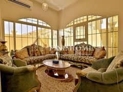 SUPERB 4 MBR Villa with External Extension&Garden