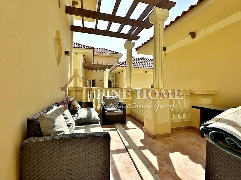 35 SUPERB 4 MBR Villa with External Extension&Garden