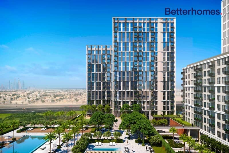 12 Affordable 1 Bed | Collective Dubai Hills