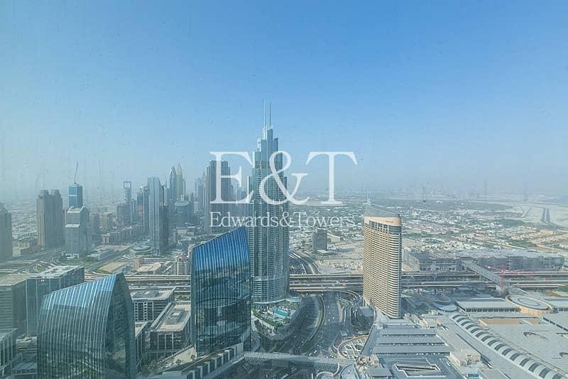 20 2 BR Apartment available in Burj Khalifa