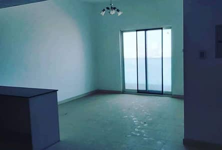 1 Bedroom Flat for Rent in Marmooka City, Ajman - EXTREMELY STYLISH ONE BHK FOR RENT WITH FREE CHILLER (AC) IN CITY TOWERS ONLY FOR 17000 IN 4 CHEQUES