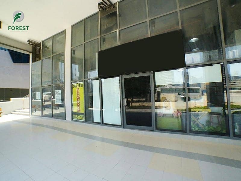 Beautiful Retail in Business Bay
