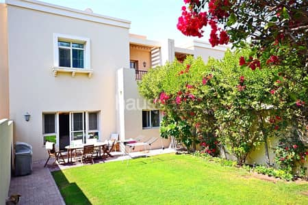 فیلا 3 غرف نوم للبيع في المرابع العربية، دبي - Quiet Location | Type 3M | Well Maintained