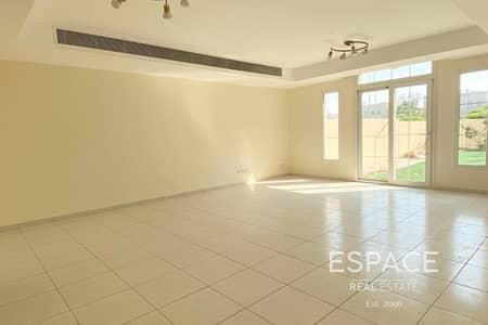 فیلا 3 غرف نوم للايجار في الينابيع، دبي - Well Maintained- Vacant 3M- Single Row
