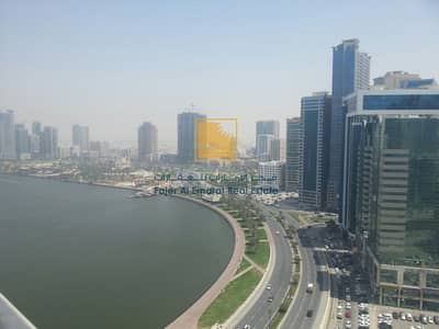 2 Bedroom Flat for Sale in Al Majaz, Sharjah - 2BD & 3 HALLS | ALMAJAZ3 | AMIR BUKHAMSEEN TOWER