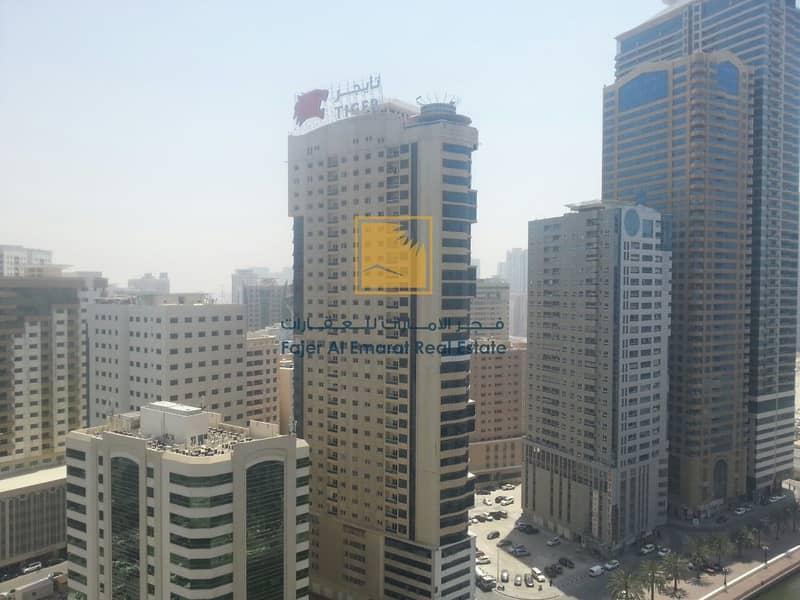 2 2BD & 3 HALLS   ALMAJAZ3   AMIR BUKHAMSEEN TOWER