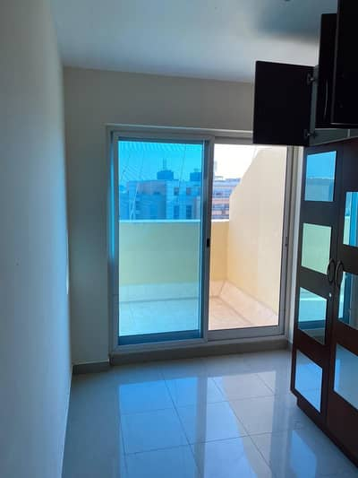 Studio for Rent in International City, Dubai - 100 % FAMILY BUILDING  STUDIO  WITH BALCONY FOR RENT IN PHASE 2 WARSAN 4
