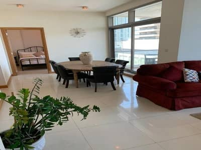 2 bed furnished Apt. With Marina View For Rent