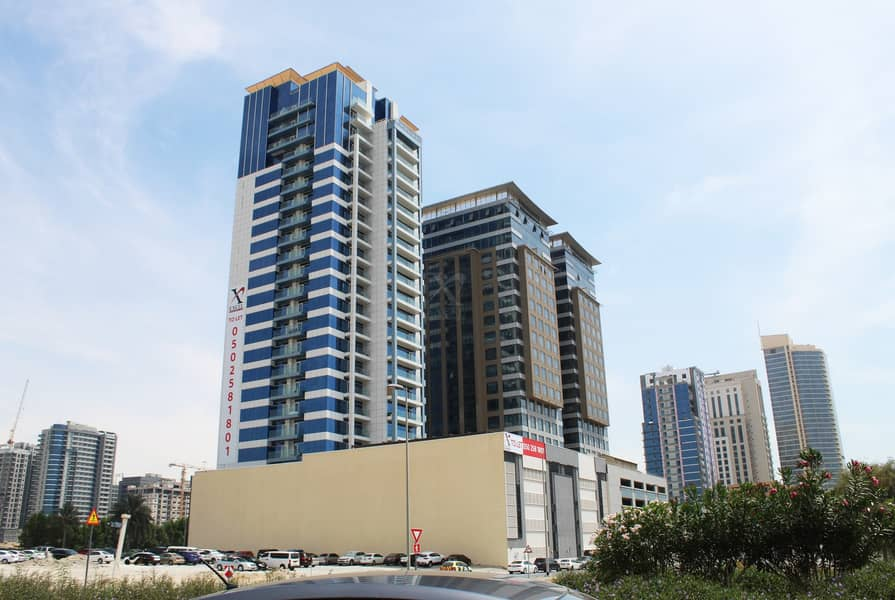 44 Luxuriously Furnished 2BR on a High Floor | Ready to Move In | 1 Month Free