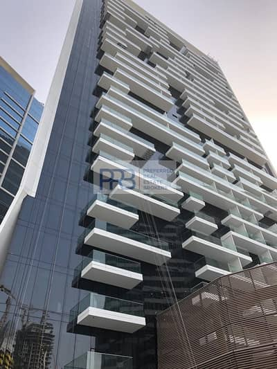 Studio for Rent in Business Bay, Dubai - Spacious Studio / Canal View / Marquise Tower Business Bay