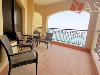 2 Bedroom Flat for Rent in Al Marjan Island, Ras Al Khaimah - Beach Front | 2 Bedroom Furnished | Marjan Resort & SPA