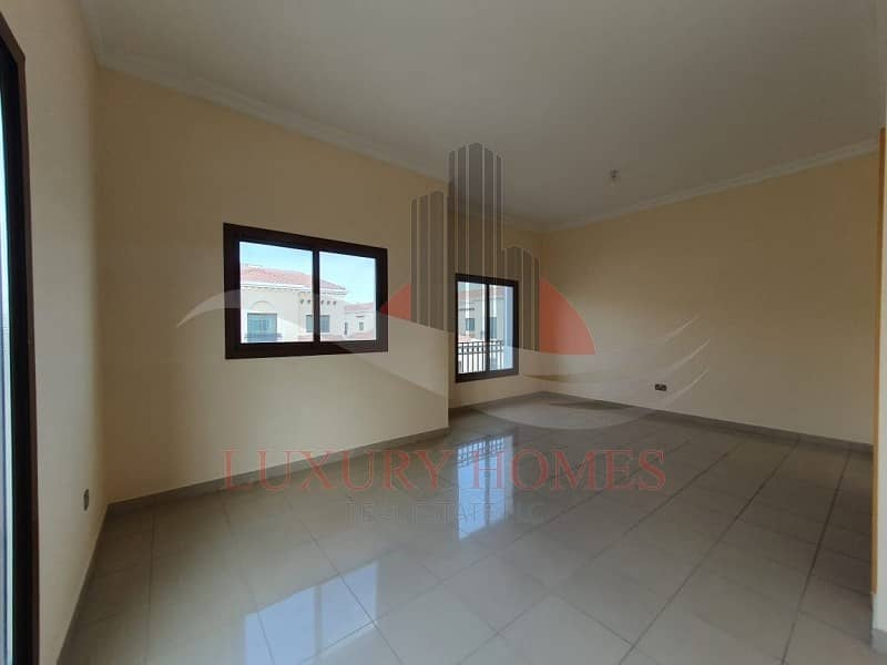 21 Roof Top Apt. With Big Terrace in a Compound