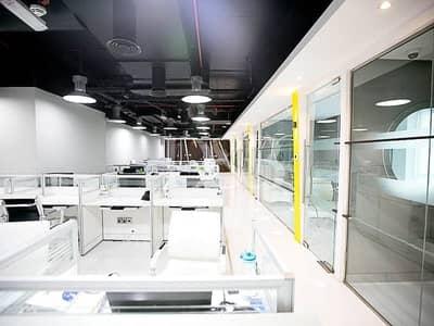 مکتب  للبيع في الخليج التجاري، دبي - Reduced Price | Fitted | Aspect Tower | Near Metro