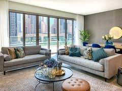 Jumeirah Branded Duplex Villa | Full Marina View